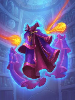 Robes of Protection Full Art