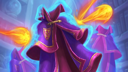 Robes of Protection Wallpaper