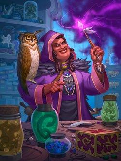 Wandmaker Full Art