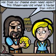 Cheese's Avatar