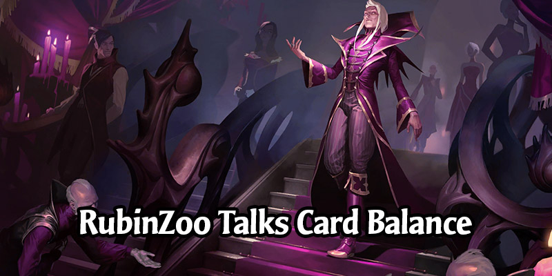Riot's RubinZoo Discusses Recent Runeterra Card Changes, Card Balance, Design Process, and More