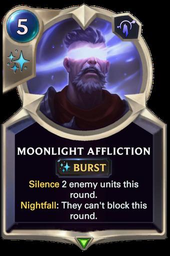 Moonlight Affliction Card Image