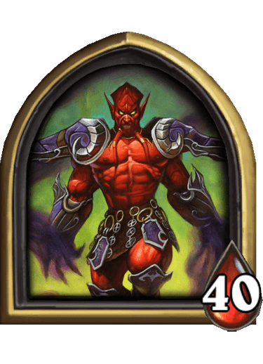 Lord Jaraxxus Card Image