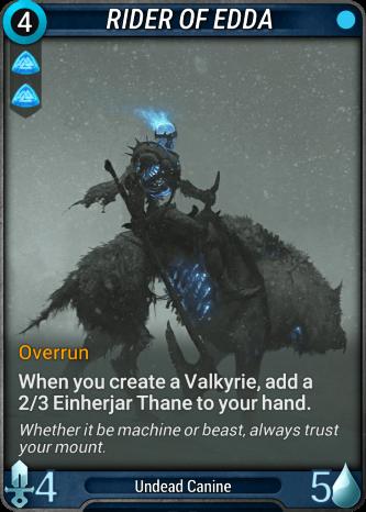 Rider of Edda Card Image