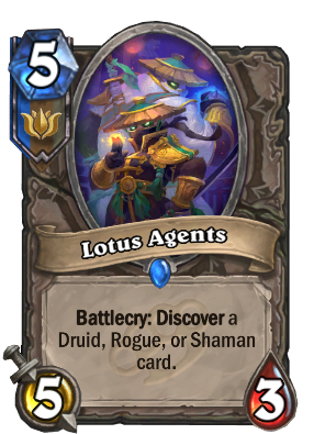 Lotus Agents Card Image