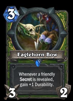 Eaglehorn Bow Card Image