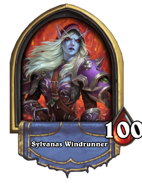 Sylvanas Windrunner Card Image