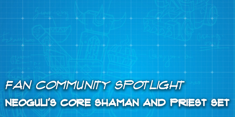 Fan Community Spotlight - Neoguli's Core Set Reworks - Part 5 (Shaman and Priest)
