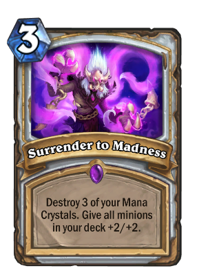 Surrender to Madness Card Image