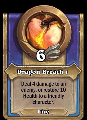 Dragon Breath 1 Card Image