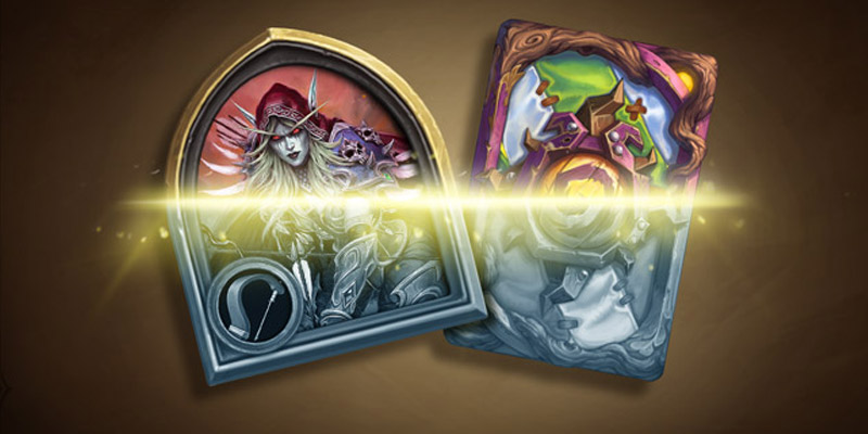 94 Card Backs and 11 Hero Skins in Hearthstone Will be Purchasable for Gold in Patch 20.4 This Week