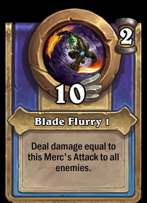 Blade Flurry 1 Card Image