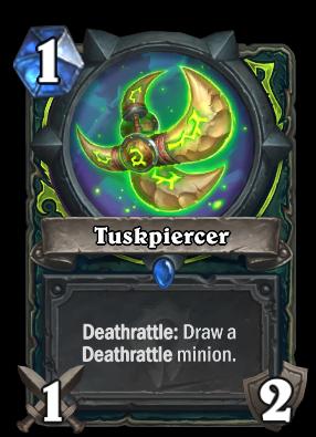 Tuskpiercer Card Image