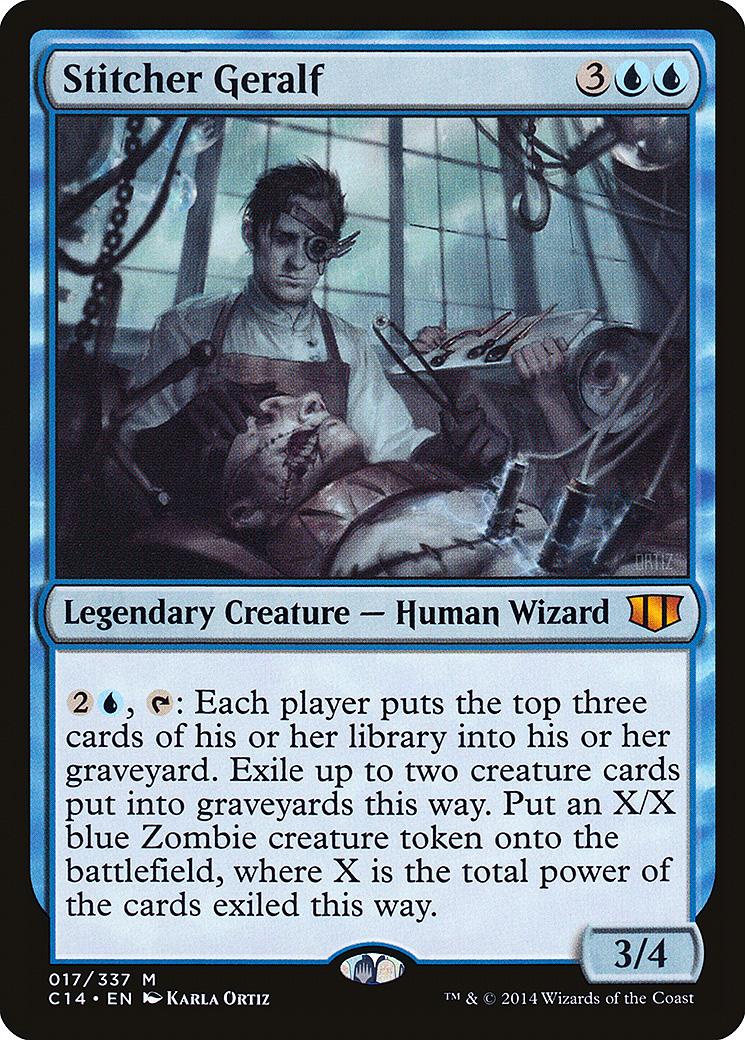 Stitcher Geralf Card Image