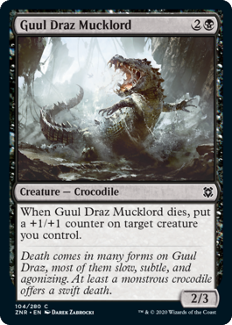 Guul Draz Mucklord Card Image