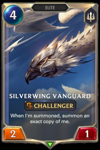 Silverwing Vanguard Card Image