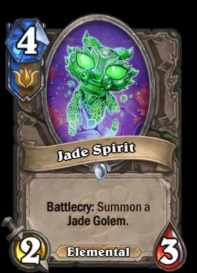 Jade Spirit Card Image