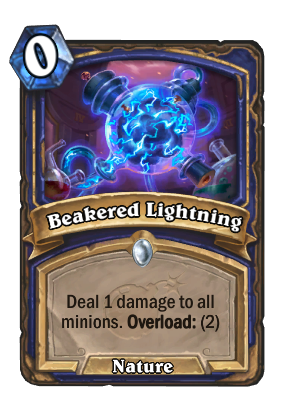 Beakered Lightning Card Image