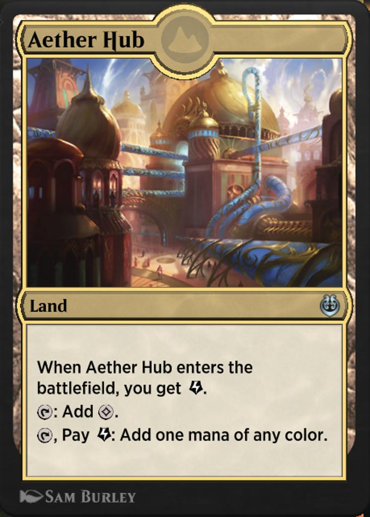 Aether Hub Card Image
