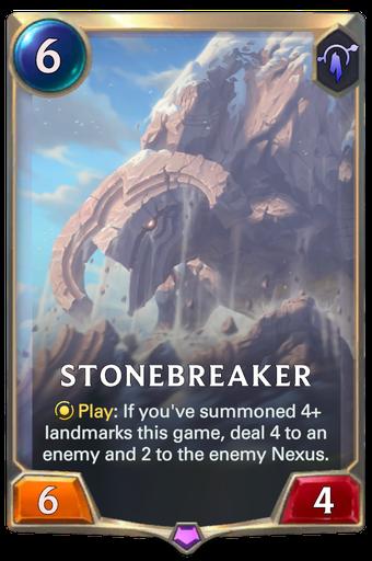 Stonebreaker Card Image