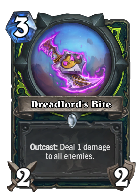 Dreadlord's Bite Card Image