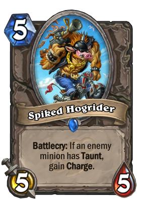 Spiked Hogrider Card Image
