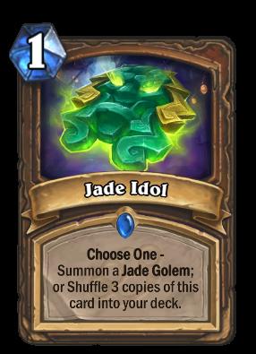 Jade Idol Card Image