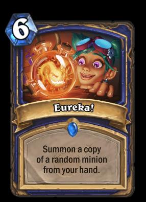 Eureka! Card Image