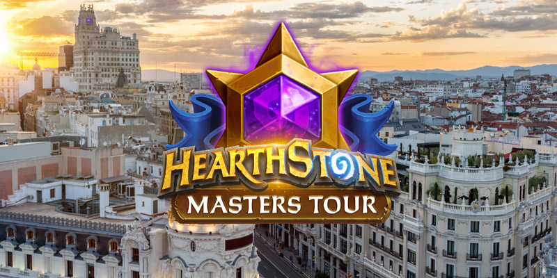 Masters Tour Online: Madrid is Now in October!