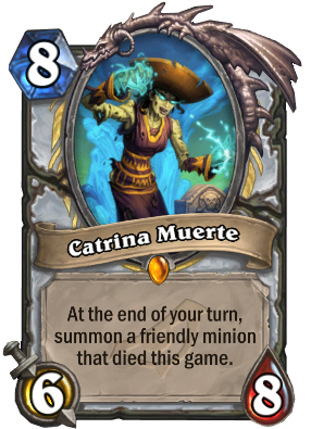 Catrina Muerte Card Image
