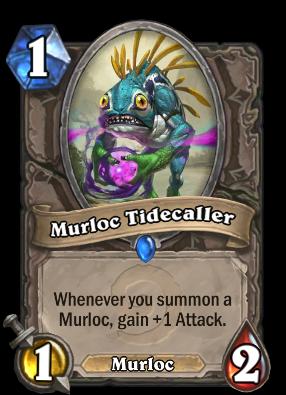 Murloc Tidecaller Card Image