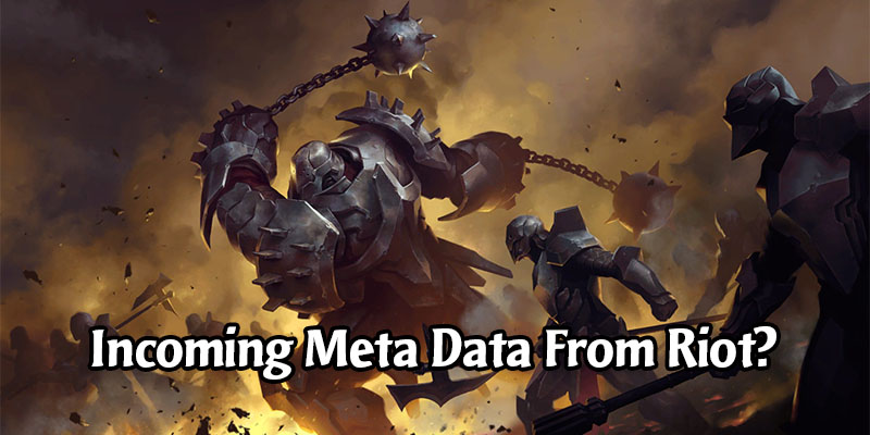 Possible Legends of Runeterra Meta Data Coming Straight From Riot