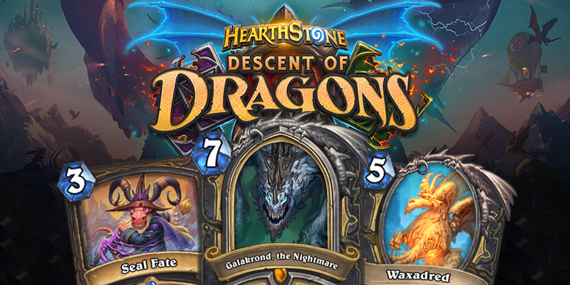 Out of Cards Reviews - Descent of Dragons Initial Reveal #3
