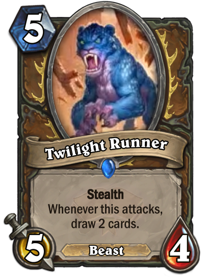Twilight Runner Card Image