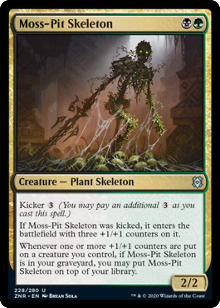 Moss-Pit Skeleton Card Image