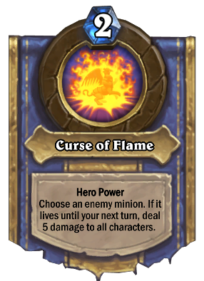 Curse of Flame Card Image