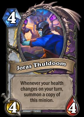 Joras Thuldoom Card Image