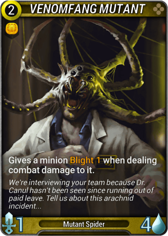 Venomfang Mutant Card Image