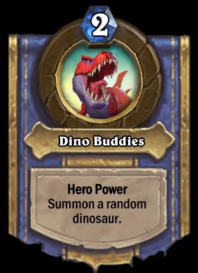 Dino Buddies Card Image