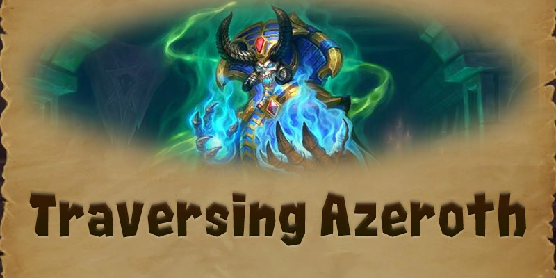 The Story of Kel'Thuzad, Master of Necromancy - Traversing Azeroth