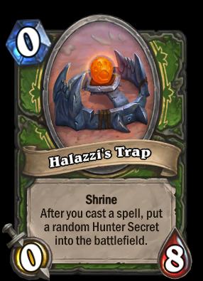 Halazzi's Trap Card Image