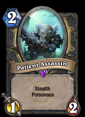 Patient Assassin Card Image