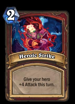 Heroic Strike Card Image