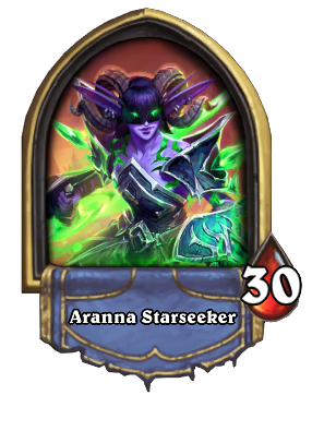 Aranna Starseeker Card Image
