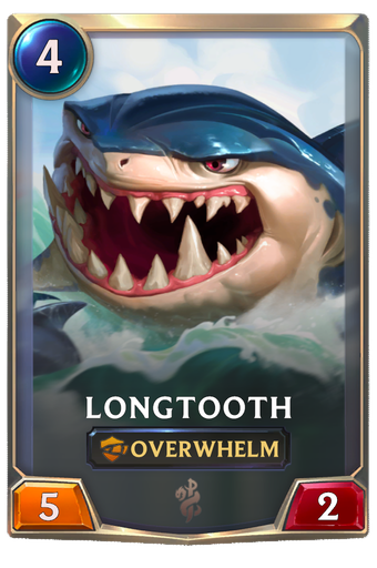 Longtooth Card Image