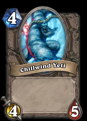 Chillwind Yeti Card Image
