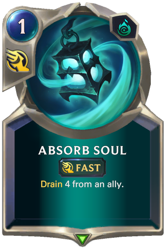 Absorb Soul Card Image