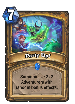 Party Up! Card Image