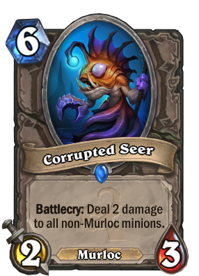 Corrupted Seer Card Image