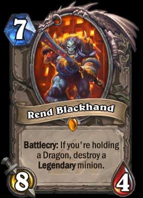 Rend Blackhand Card Image